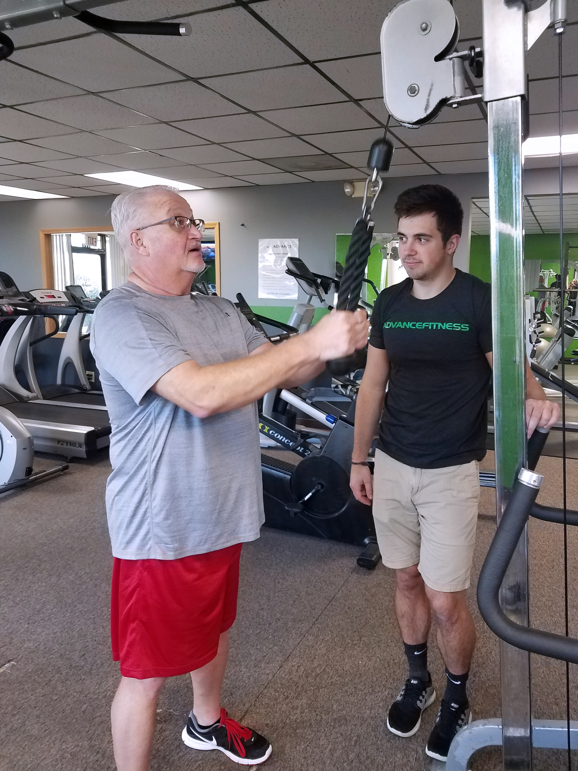 Advance Fitness gyms in springfield mo